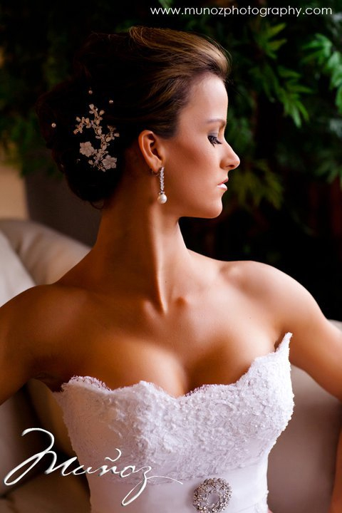 best wedding updo stylist among NYC downtown salons