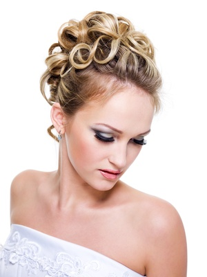 salon hairstyle books. a wedding hairstyle. Book