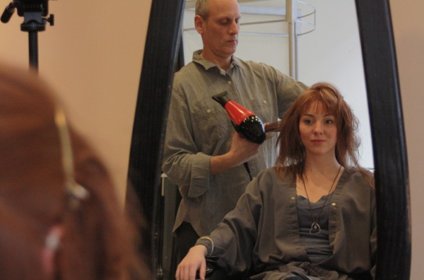 NYC hair stylist Lance Lappin, top hair salons