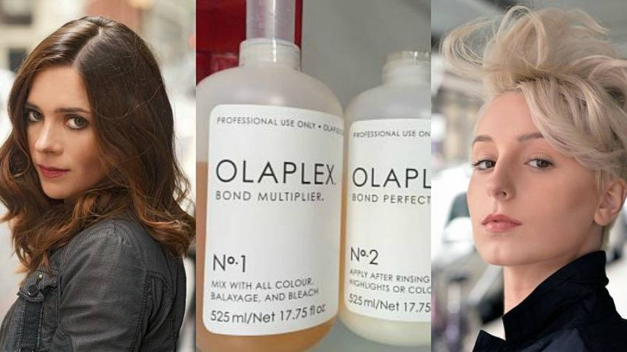 olaplex-damaged hair treatment