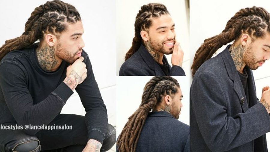 dreads hairstyle men